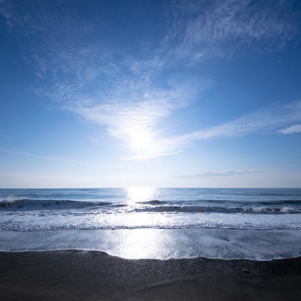 海を望む宿で絶景
